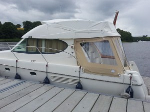 Boat Flybridge Covers Ireland