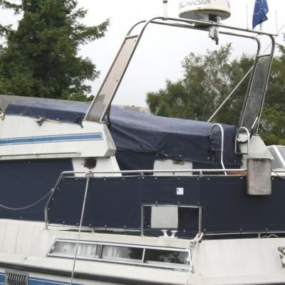 Flybridge Boat Covers Ireland