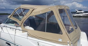 Jenneau Leader 805 boat cover